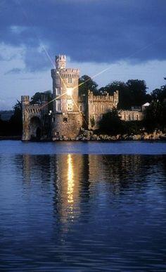 Blackrock Castle on the banks of the River Lee ~ Cork, Ireland