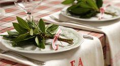 Tartan Holiday Table