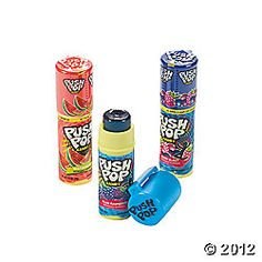Push Pop® Candy