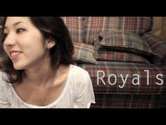 Royals - Lorde (Covered by Anna Toth) - YouTube