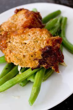 Rosemary Turkey Meatloaf by FoodMayhem.com