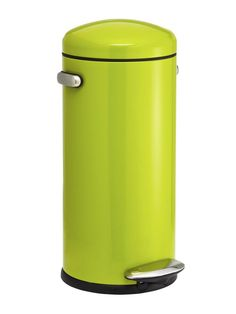 Cool Trash Can - Quick and Colorful Kitchen Upgrades on HGTV