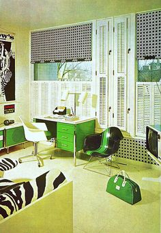 My dream home office.