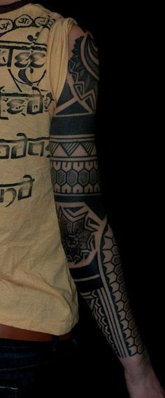 Gerhard Wiesbeck - Time Traveling Tattoo (Landshut, Germany)