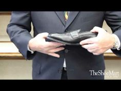 Get a closer look at the #Alden #Copley Last as Joe Zapatka from #TheShoeMart explains its fit and profile. | www.TheShoeMart.com #AldenShoes
