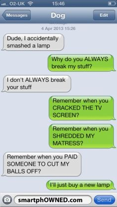 21 Hilarious Texts From Your Dog -- If Your Dog Could Text - Autocorrect Fails and Funny Text Messages - SmartphOWNED