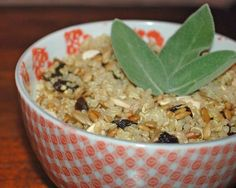 Recipe: sweet and crunchy quinoa > MultiCare Health System