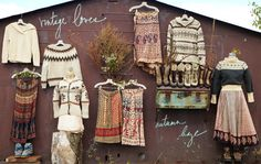 Lovely Free People Display