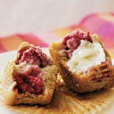 Raspberry-Lemon Muffins | Williams-Sonoma