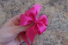 How to make bows Tencowchick.com