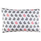 Hop to It Bunny Pillowcase