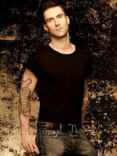 LOVE Adam Levine!!!