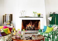 #SvensktTenn #Swedish #Eclectic #Color #InteriorDesign