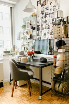 Creative workspace |