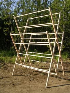 Laundry - Homestead Drying Racks - Homestead Store