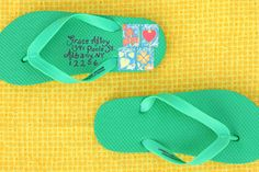Adorable blog of things you can mail!