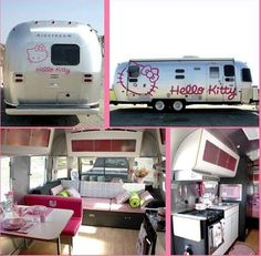 Meow! Hello Kitty RV