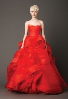 Presenting the Vera Wang Spring 2013 Bridal Collection. Browse, print, and share these wedding dresses.