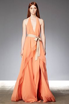 Donna Karan Resort 2015. See all the best looks here.