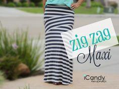 Pattern: Zig Zag Maxi