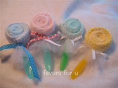 baby girl shower ideas | Baby Shower Favor Ideas – Baby Shower Game Prizes and Child Shower ...