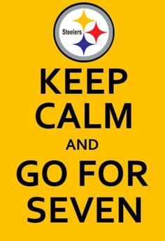 Go Steelers!  @Alissa Evans Evans Trusner