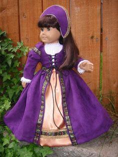 Renaissance Princess by CarmelinaCreations on Etsy