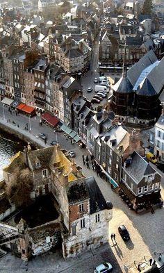 Honfleur, Normandy, France