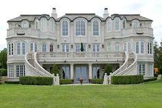 dream big, dream mansion, castl, huge house, dream homes, future house, art houses, sweet home, dream houses