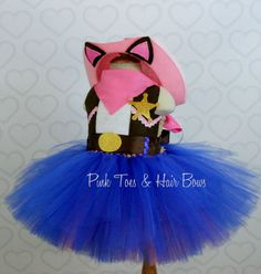Sheriff Callie Tutu Dress sheriff callie costume