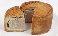 scottish food pork pie - Bing Images  Going to try to make this with Turkey, Chicken or Beef... not a pork eater
