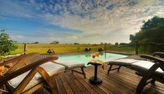 Lebala Camp, Linyanti area, Botswana