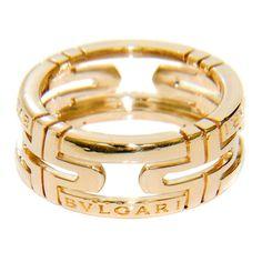 18K Band Ring