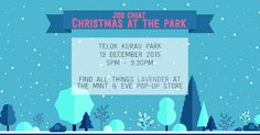 19 December 2015, Saturday - Mint & Eve celebrates Christmas with residents of Joo Chiat at the Joo Chiat Christmas At the Park event organised by People's Association.
