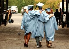 Friends graduation pic