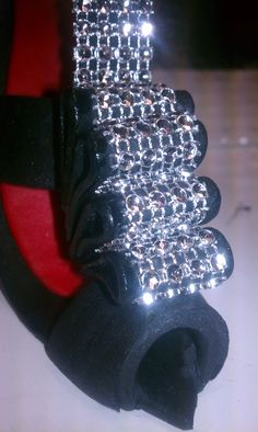 Blingy Fondant Shoe