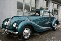 Bristol 400 - 1948