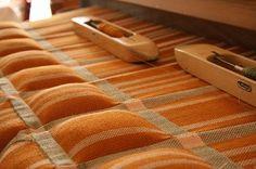 ダブル織りのマット その2の画像:スウェーデン織のアトリエから