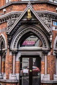 Dolphin House (Originally The Dolphin Hotel) - Crane Lane (Dublin)