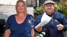 'I feel like I won the lottery': Two adults lose a combined 300 pounds