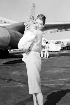 Emma Ferrer shares her favorite photographs of her grandmother, Audrey Hepburn. See them all here.