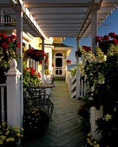 Welcome to Bay View Inn on Mackinac Island