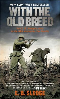 The Best World War II book I have read. Very realistic. Intense. Real War, not Hollywood.
