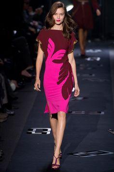 DVF #nyfw furstenberg fall, fashion, cloth, style, dress, runway, fall 2013, diane von furstenberg, dian von