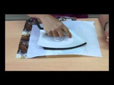 Técnica decoupage - Mujeres 365 - YouTube
