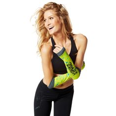 Let's Toast Armwarmer - 2 Pack | Zumba Fitness Shop #zumbawear