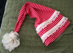 Whimsy Couture Sewing Pattern/Tutorial ebook Gnome Hat newborn through 5t