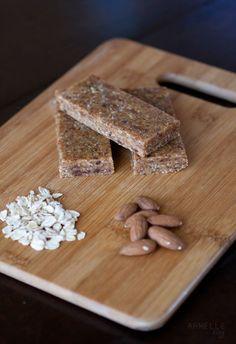 Armelle Blog: homemade larabars ..
