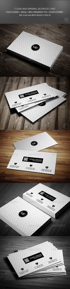 Royal White Business Card