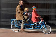 the family bicycle!